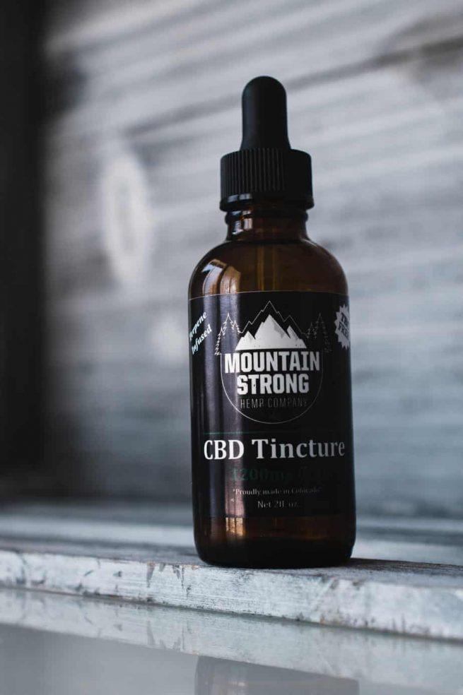 CBD tincture