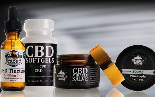 Certified High Quality CBD Products