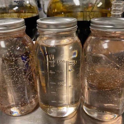 Delta-8 Distillate